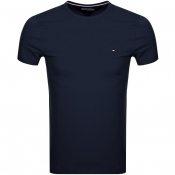 Tommy Hilfiger Loungewear Icon T Shirt Navy